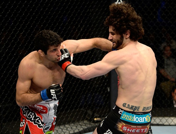 MMA - UFC Fight Night - Beneil Dariush x Charlie Brenneman (Foto: Getty Images)