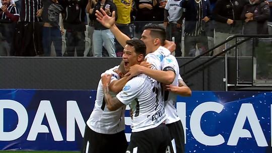 Análise: reservas desperdiçam nova chance no Corinthians. Menos Pedrinho...