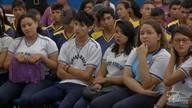Estudantes da rede pública estadual participam de 'Café Mundiar' na Câmara