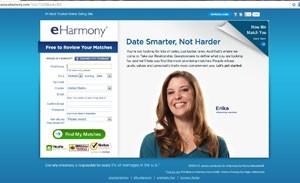 Site de relacionamentos eHarmony teve 1,5 milhão de senhas comprometidas (Foto: Reprodução)