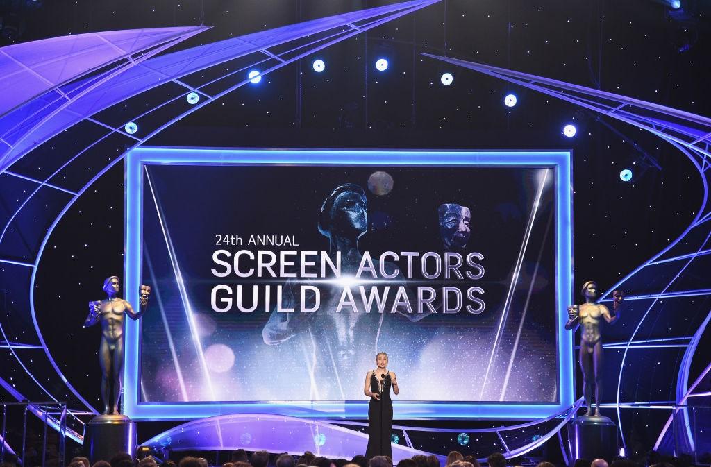 Kristen Bell no SAG Awards (Foto: Getty Images)