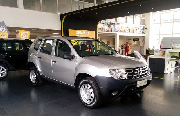 Renault Duster (Foto: Alexandre Izo)