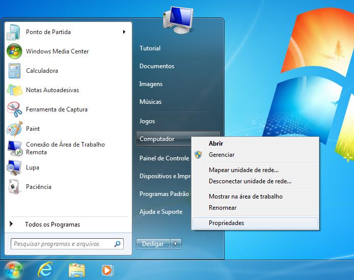 como ativar a chave do windows 7 home premium