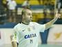 Corinthians goleia o Foz e assume a liderança da Liga Nacional de Futsal