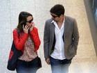 Juliana Didone desembarca em São Paulo com novo affair