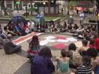 Alunos e professores da UNIFESP promovem aula pública como protesto