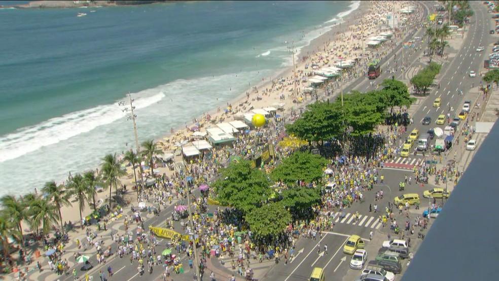 Manifestação Rio de Janeiro - 26 03 2017