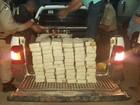 Após capotamento, PM encontra 68 kg de droga em carro no Tocantins