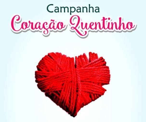 Projeto Coração Quentinho (Foto: Reprodução / TV Diário)