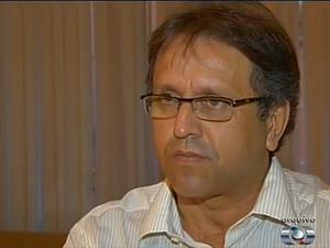 Marcelo Miranda diz que governo quer desviar o foco das denúncias (Foto: Reprodução/TV Anhanguera)