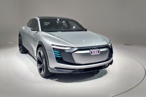 Audi Elaine Concept (Foto: Tereza Consiglio)