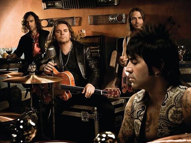 A banda mexicana Maná, que toca no dia 1º de outubro no Rock in Rio (Foto: Divulgação)