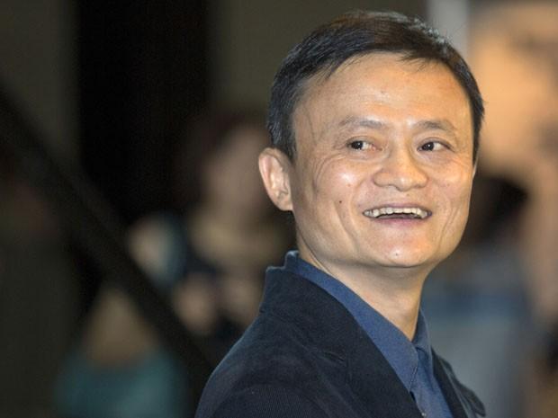 Antes de fundar o grupo, Jack Ma era professor de inglês (Foto: AP)