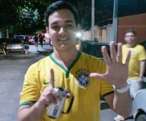 torcedor fala de neymar