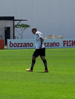 emerson sheik corinthians treino (Foto: Wagner Eufrosino / Globoesporte.com)