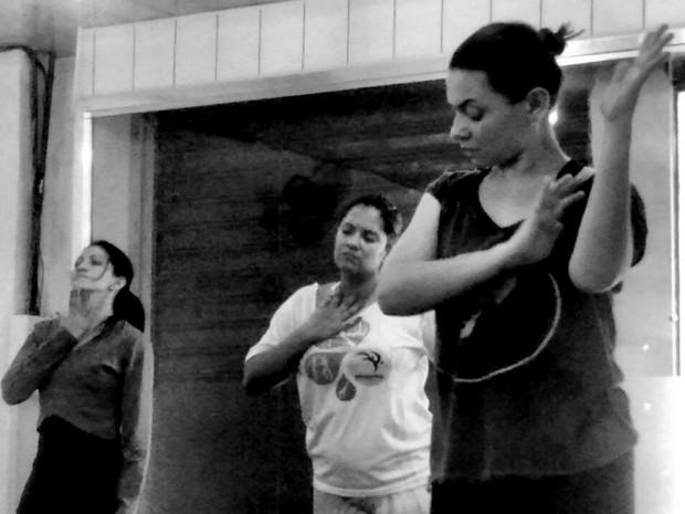 Espetáculo da Contem Dança Cia (Foto: Divulgação)