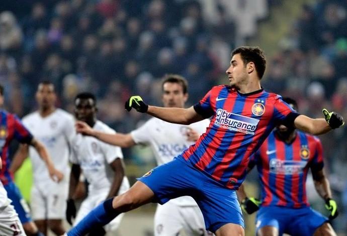 Steaua Rapid Bucareste (Foto: Reprodução / site oficial do Steaua)