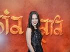 Juliana Lohmann namora sobrinho de Fagundes: 'Estou muito feliz'