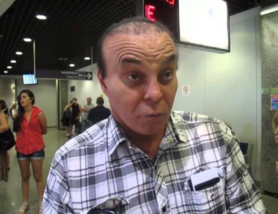 Aníbal Gomes (Foto: Reprodução)