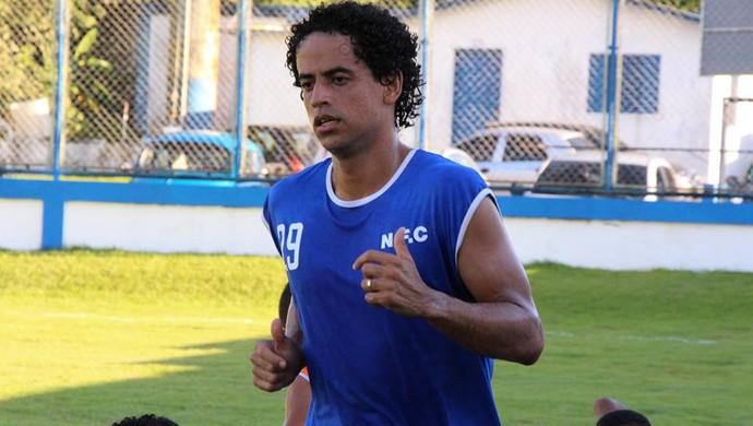 Thiago Floriano, meia do Nacional (Foto: Ennas Barreto/Nacional FC)