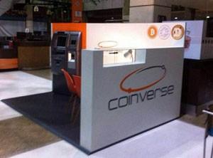 Caixa eletrônico de Bitcoins está no subsolo do Shopping Nações Unidas em São Paulo (Foto: Divulgação/Coinverse)