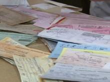 Erro no preenchimento de cheques é comum na virada de ano (Reprodução EPTV)