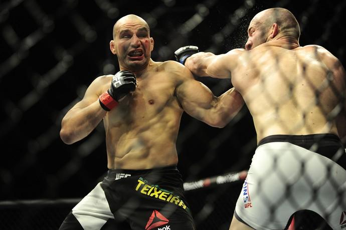 Glover Teixeira Patrick Cummins UFC São Paulo MMA (Foto: Marcos Ribolli)