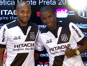 Fellipe Bastos e Adaílton (Foto: Carlos Velardi/ EPTV)