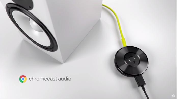 Quem quer curtir som vai ter vida mais fácil com o novo Chromecast (Foto: Reprodução/YouTube)