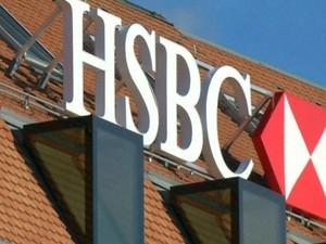 HSBC na Suíça (Gnews) (Foto: Reprodução GloboNews)