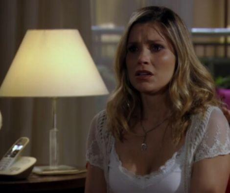 Flávia Alessandra, a Érica de 'Salve Jorge' (Foto: Reprodução)