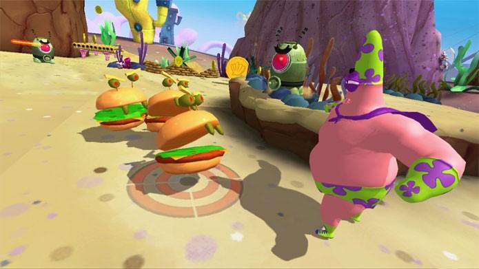 SpongeBob HeroPants (Foto: Divulgação)