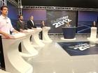 Candidatos discutem propostas para Fortaleza em debate de TV