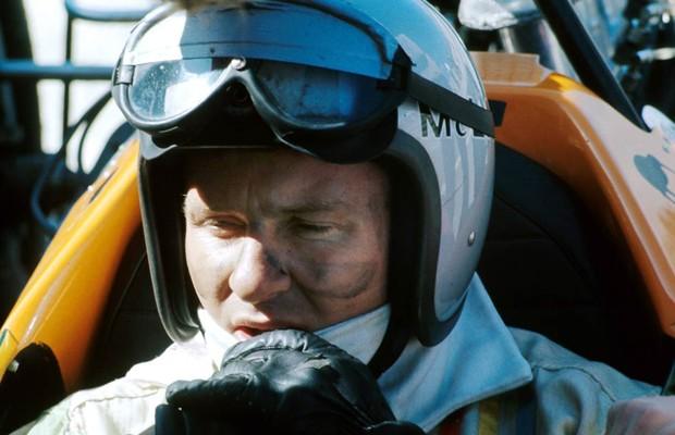 Bruce McLaren, fundador da equipe (Foto: Divulgação)