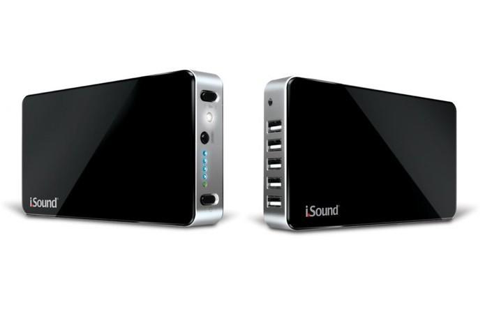 Carregador robusto da iSound pode recarregar até 5 dispositivos ao mesmo tempo (Foto: Divulgação)