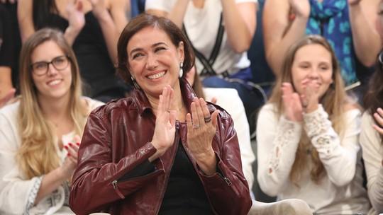 Lilia Cabral relembra personagens que foram mãe: 'São muitas'