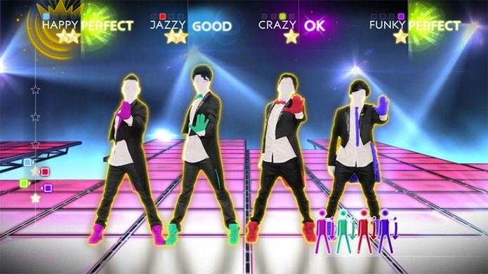 Just Dance: sucesso veio mais tarde (Foto: Divulgação/Ubisoft)