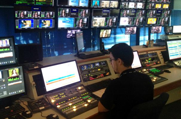 TV TEM investe em novas tecnologias para levar ao telespectador a melhor programação (Foto: Gabriela Cardoso/TV TEM)