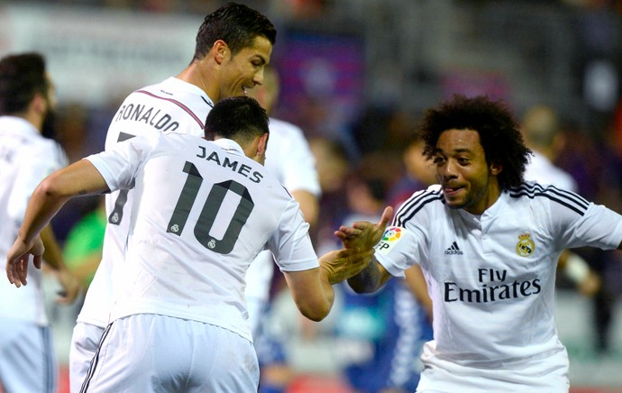 Marcelo Real Madrid (Foto: Reuters)