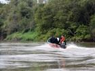 Bombeiros localizam corpo de homem desaparecido no Rio do Peixe