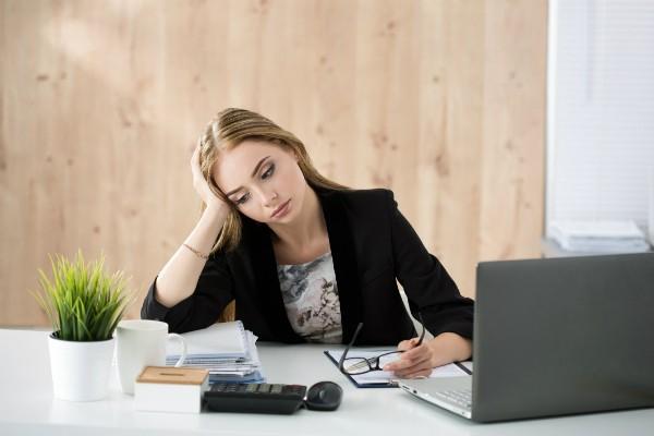 Apenas 39% das mulheres se sentem felizes no trabalho (Foto: Thinkstock)