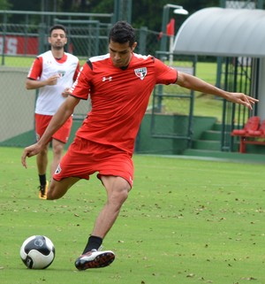 Alan Kardec São Paulo (Foto: Erico Leonan / Site oficial do São Paulo FC)