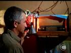Na escuridão, sertanejos do PI fazem procissão para pedir energia elétrica