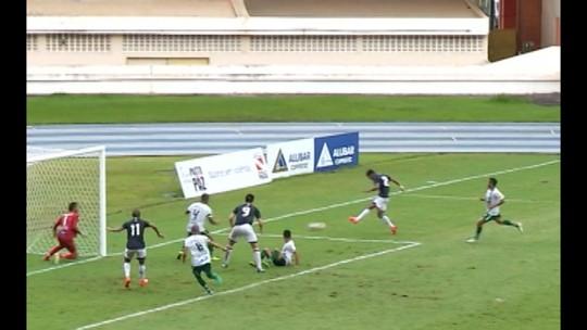 Hallace, do Pinheirense, vence eleição de gol mais bonito 5ª rodada