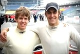FRAME - Vettel e Átila abreu stock car