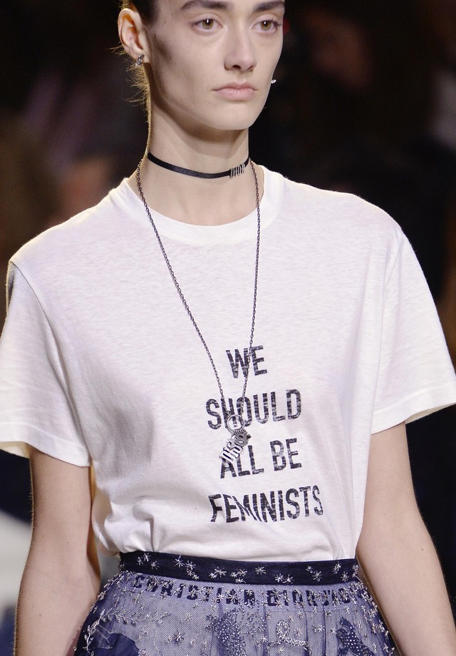 Camiseta da Dior (Foto: Getty Images)