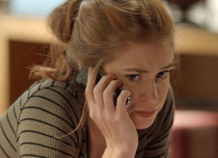 Eliza fica tensa com mudança de Gilda