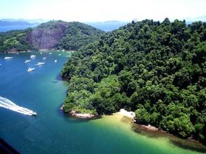 Ilha de Itanhangá (Foto: Reprodução/Private Islands Online)
