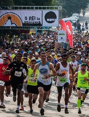 Corrida movimenta Mogi das Cruzes (Foto: Divulgação / Wladimir Togumi)
