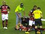 Lino volta a sentir e deve desfalcar o Atlético-GO na sexta; Klever retorna